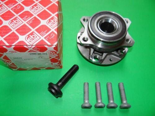 Roulements roue FEBI TDI MOYEU ROUE AVANT prémonté audi a6 4 F 4 cylindre Benz 4 /& 6 Cylindre