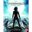 Underworld Quadrilogy Blu-ray DVD Region 2