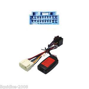 29-663 HONDA CIVIC & CRV PRE 2006 STEERING WHEEL STALK CONTROL ISO HARNESS