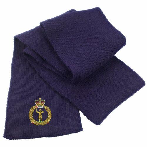 Royal observateur Corps Lourd Écharpe en tricot
