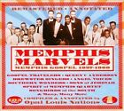 Memphis Marvels: Memphis Gospel 1927-1960 [Box] by Various Artists (CD, Mar-2012, 4 Discs, JSP (UK))