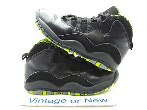 1c6e3fcd01c6 Image is loading Nike-Air-Jordan-X-10-Venom-Retro-PS-