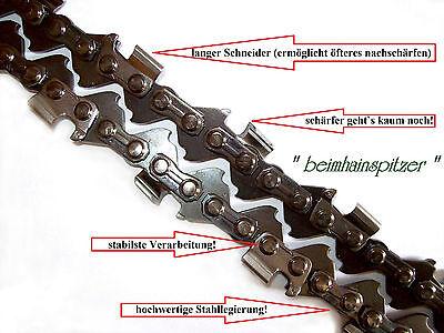 """Schwert 2 Ketten passend für Dolmar 113 45 cm 3//8/"""" 68TG 1,5mm Sägekette chain"""