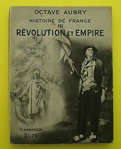 Revolution-et-Empire-Histoire-de-France-Vol-3-Octave-Aubry-1934
