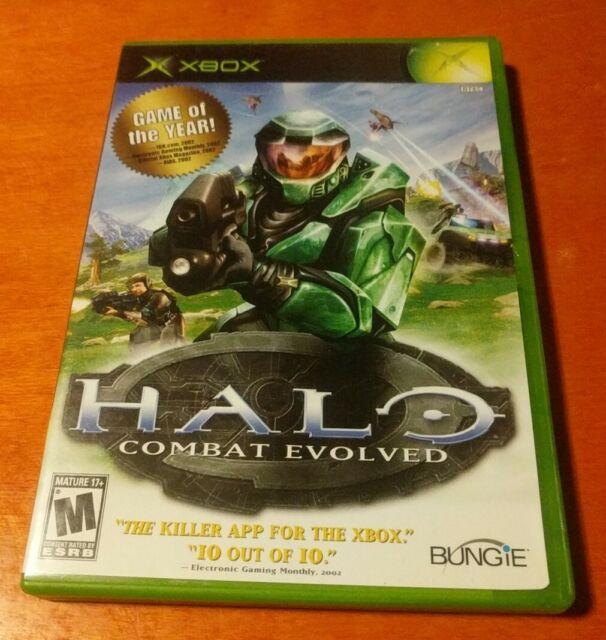 Halo Combat Evolved Microsoft Xbox Bungie Spiel des Jahres Master Chief