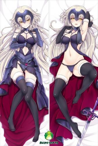 Fategrand Order Jeanne d/'Arc yc0678 Anime Dakimakura body pillow case