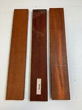Bubinga boards lumber 1//8 or 1//4 surface 4 sides 24/""