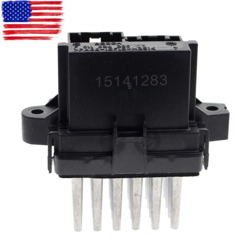 A//C Heater Blower Motor Resistor for Buick Enclave Lucerne Saturn Outlook Vue