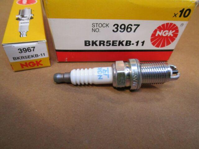 NGK Spark Plug BKR5EKB-11 3967 Earthed Electrode Toyota Corolla Ignition