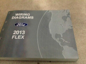 2013 ford flex electrical wiring diagram troubleshooting shop manualimage is loading 2013 ford flex electrical wiring diagram troubleshooting shop