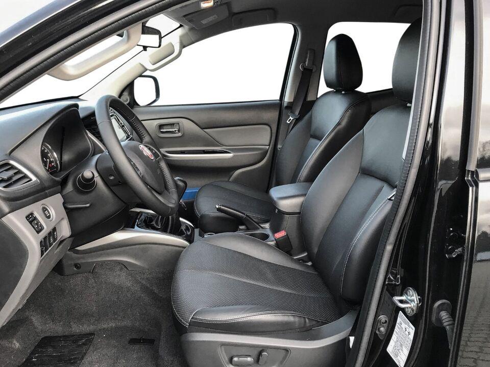 Fiat Fullback 2,4 TD 180 Db.Cab 4WD Diesel modelår 2016