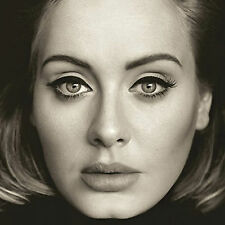 "Adele"" 25"" cd NUOVO ALBUM 2015 incl. HIT ""Hello"""
