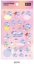 miniature 9 - Official BTS BT21 Baby Character Clear Stickers +Freebie + Free Tracking KPOP