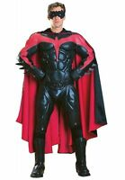 DELUXE ROBIN COSTUME ( Medium - Large ) Batman Movie Chris O'Donnell DC Comics &