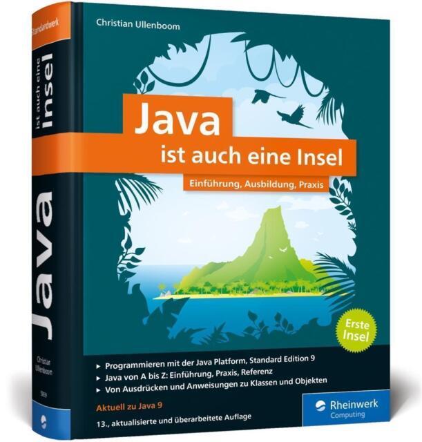 Java ist auch eine Insel 13. Auflage 2018 NEU