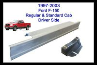 1997-2003 Ford F-150 Standard Cab Rocker Panel And Cab Corner Driver Side