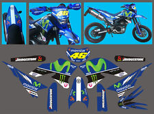 YAMAHA  WR 250 R 2009  adesivi/adhesives/stickers/decal