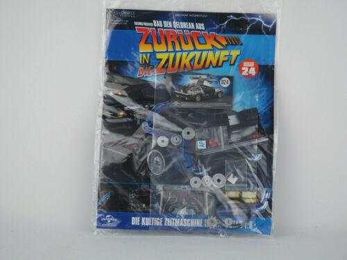 Ausgaben zur Auswahl 1-45 DeLorean aus Zurück in die Zukunft 1:8 Eaglemoss div