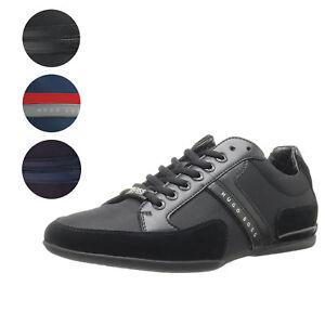 729e6a2c Hugo Boss Green Men's Premium Sport Fashion Sneakers Running Shoes ...