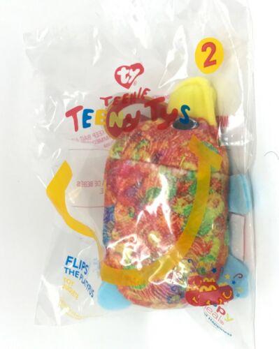 Pick Ur Favorite McDonalds 2019 Teenie Teeny TYs Happy Meal Toys Beanie Babies