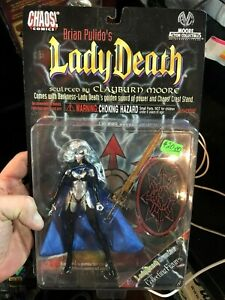 Brian-Pulido-039-s-Lady-Death-Figure-Chaos-Comics-Moore-Action-Collectibles-1997