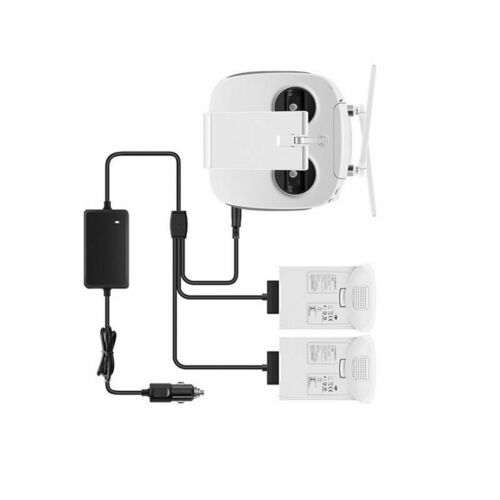 Professional Battery Accessory Car Charger Adapter For DJI Phantom 4 Drone Pro