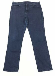 NYDJ-Not-Your-Daughters-Jeans-Women-039-s-Blue-Jeans-Size-16-36-x-30