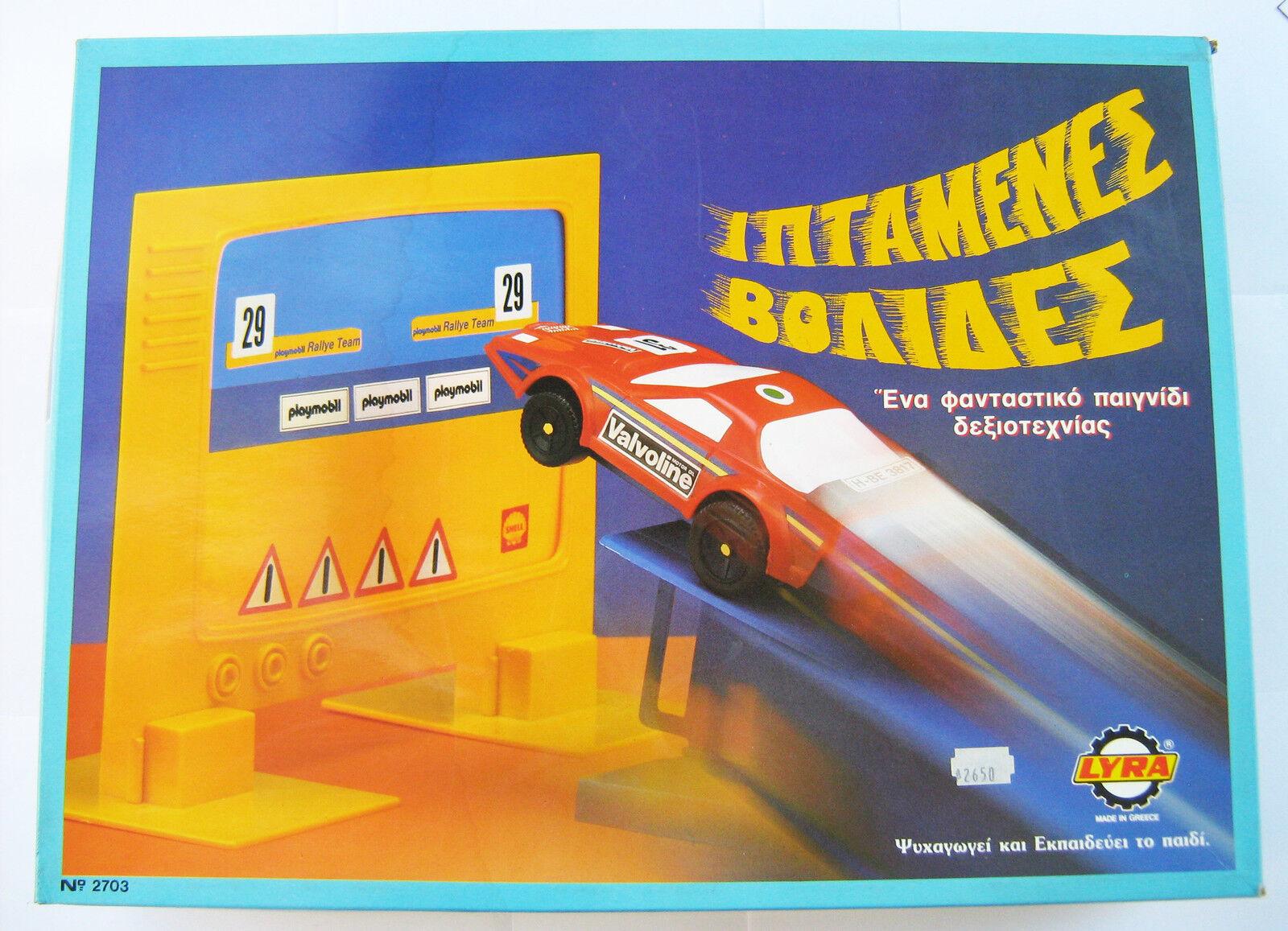 VTG LYRA 80's IPTAMENES VOLIDES STUNT GAME BRAND NEW WORKS RARE