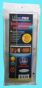 1-Ultra-Pro-One-Touch-DOUBLE-BOOKLET-185mm-Horizontal-Magnetic-Holder-STAND-Case