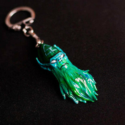 Faceless hero Dota 2 game keychain hand-painted charm