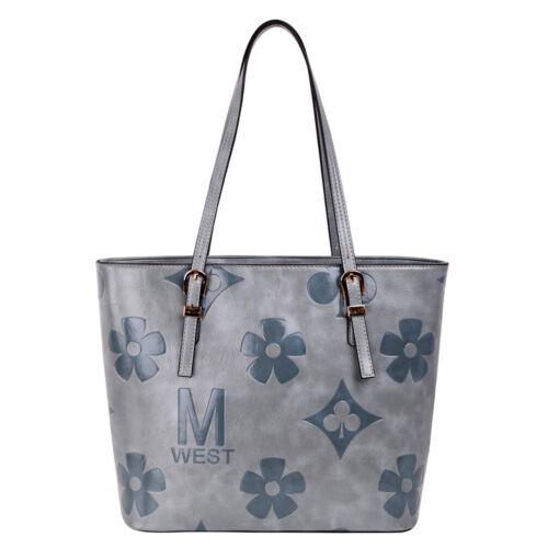 Details about  /Portable Women/'s Handbag Leather Shoulder Bag Concealed Carry Tote Purse