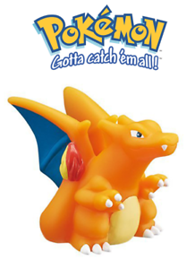 Anime Ver Pokemon Kids Charizard Finger Puppets Candy Toy Figure I Choose You