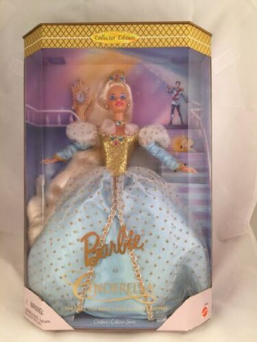 Barbie As Cinderella Collector's Edition.