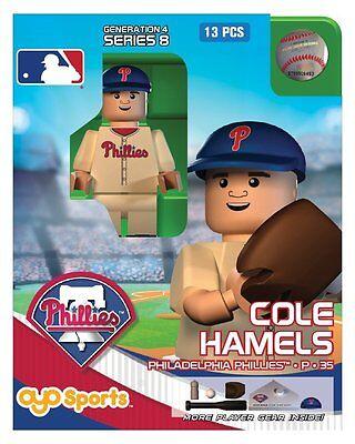 Carlos Gonzalez OYO Colorado Rockies MLB Mini Figure NEW G4