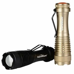 8aeab829354 Image is loading Canwelum-Zoom-High-power-Cree-LED-Torch-3-