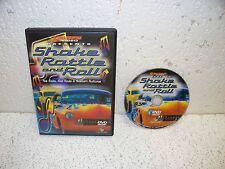 Full Throttle TV - Shake Rattle and Roll DVD RARE Out of Print Rat Rods Babes