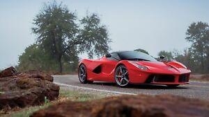 2014-Ferrari-LaFerrari-Auto-Car-Art-Silk-Wall-Poster-Print-24x36-034