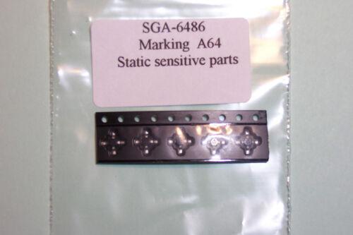 Can replace ERA-5SM SGA-6486 MMIC Amplifier DC-4.5Ghz Qty 5  NOS Sirenza parts