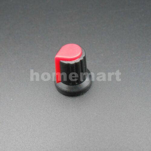 100-500PCS 6mm WH148 potentiometer AG2 Plastic knob cap Plum Handle FO amplifier