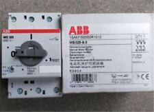 1pc abb manual motor starter ms325 9 1sam150000r1010 ebay rh ebay co uk Square D Motor Starter Switch Square D Motor Starter
