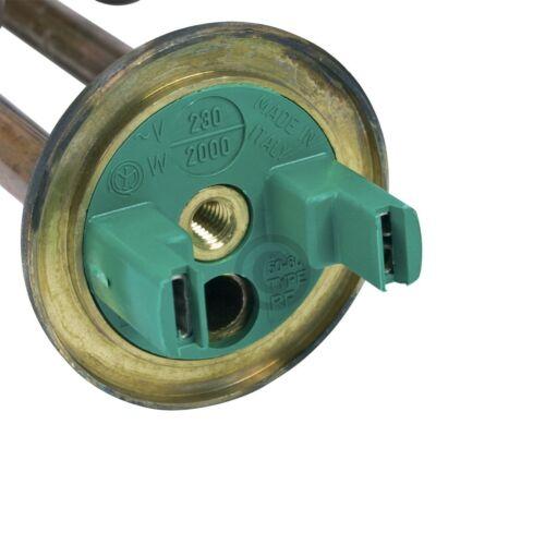 Heizelement SIEMENS 00444560 Heizkörper 2000W für Heißwassergerät Wandspeicher