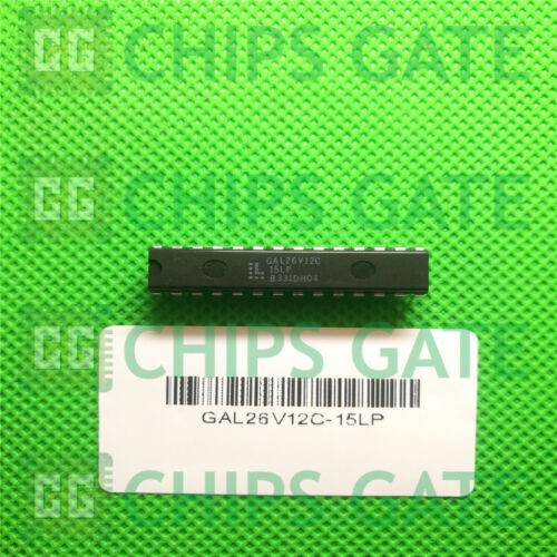 4PCS Lattice GAL26V12C GAL26V12 GAL26V12C-15LP Programmable Logic IC PLD DIP28