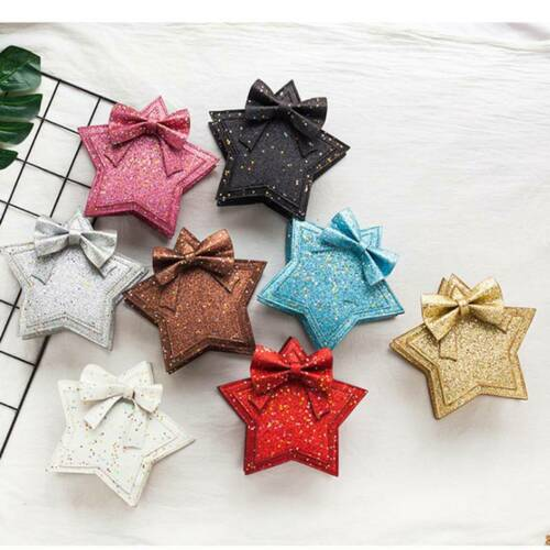 Details about  /Women Girls Shoulder Bag Five-pointed Star Bag Cell Phone Coin Purse Mini Wallet