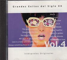 The Turtles Beach Boys Grandes Exitos del Siglo XX Vol4 CD No Plastic Seal