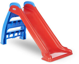 Little-Tikes-First-Slide-Red-Blue-Indoor-Outdoor-Toddler-Toy
