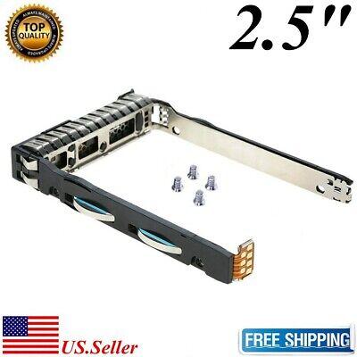 "2.5/"" SAS SATA SSD Hard Drive Tray Caddy For HP Proliant DL385 Gen8 G8 w//IC Chip"