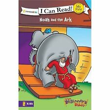 Noah and the Ark (I Can Read!  Beginner's Bible, The)