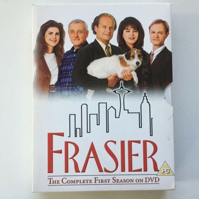 Frasier The Complete First Season DVD Series 1 One, BRAND NEW, 3-Disc Box Set