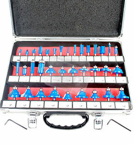 35pc-router-bit-set-aluminium-case-1-2-034-shank-NEILSEN-PRO-QUALITY-DIY-WOOD