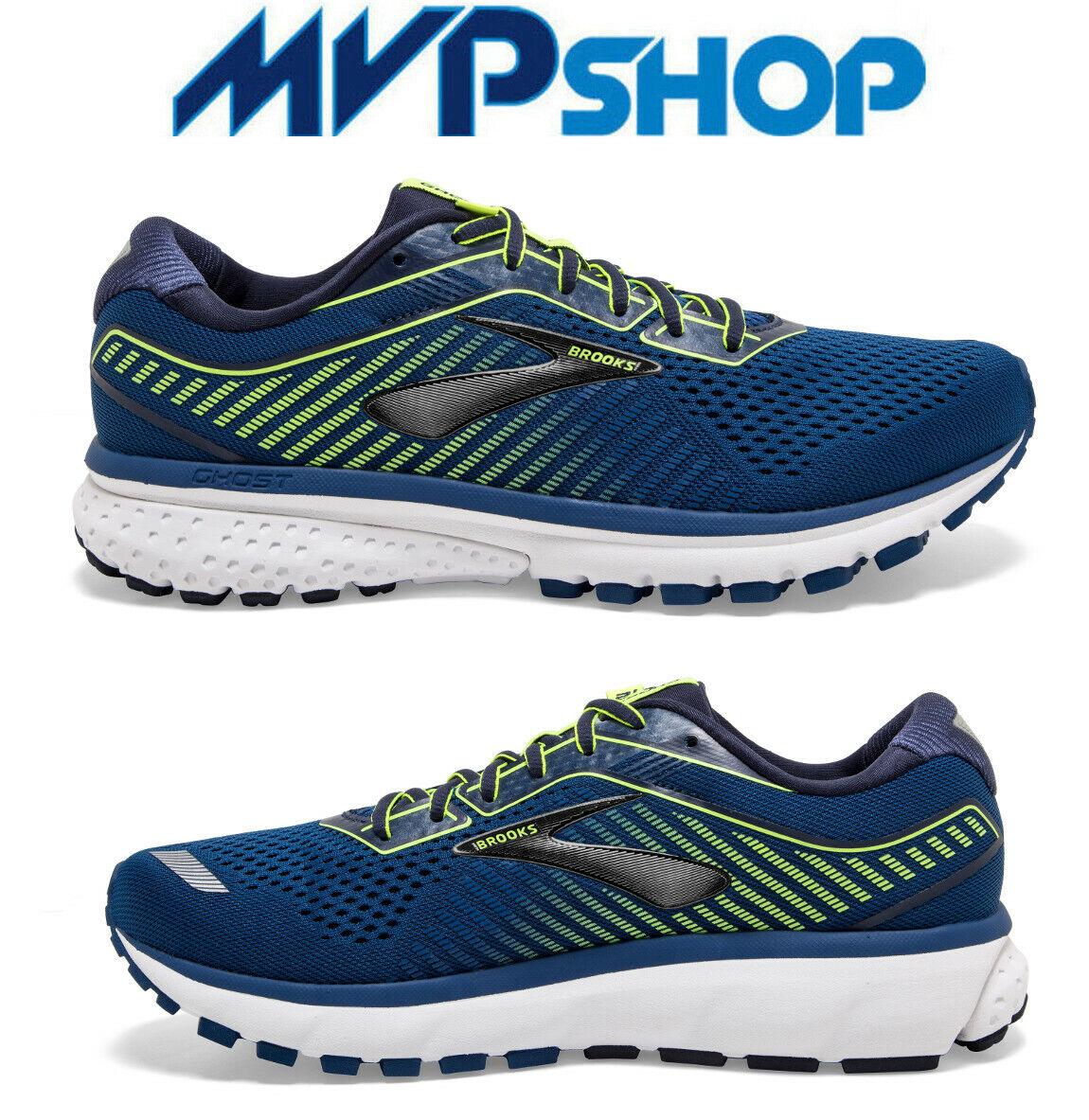Brooks Ghost 12 FonctionneHommest chaussures Pour des hommes 110316 1d402